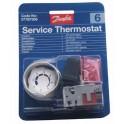 Thermostat universel Danfoss No 6 - 077B7006 077B7006