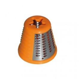 Cône rape SS-193077 orange pour robot Moulinex SS193077   pour robot ménager