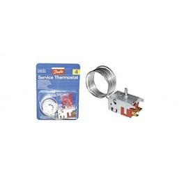 Thermostat universel Danfoss No 4 - 077B7004 077B7004   pour réfrigérateur