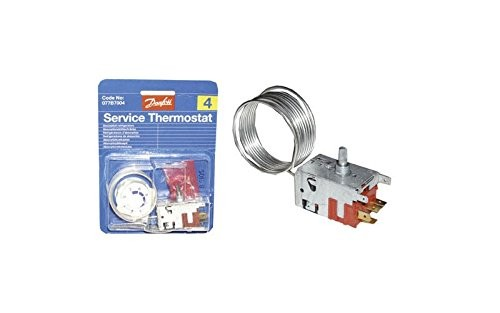 Thermostat universel Danfoss No 4 - 077B7004