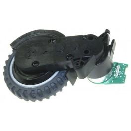 Ensemble roue côté droit pour aspirateur LG Hombot AJW73110401   pour aspirateur