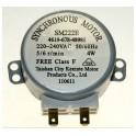 Moteur plateau tournant D225420 pour Four Micro-ondes