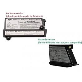 Batterie EAC60766103. Aspirateur LG. Pièce détachée électroménager