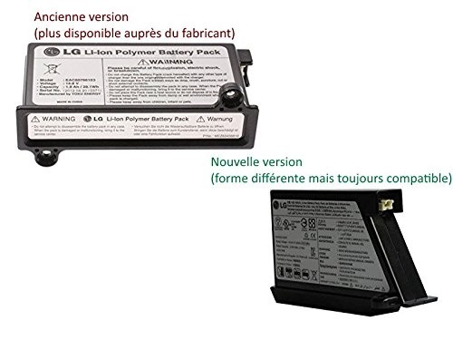 Batterie LG
