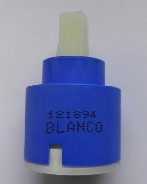 Cartouche céramique 35mm HP KE bleu Blanco