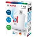 4 sacs Bosch type G-ALL 17000940 pour Aspirateur