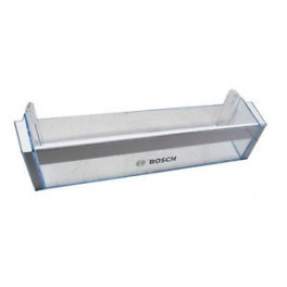 Balconnet de porte 00746691. Réfrigérateur Bosch Siemens. Pièce détachée électroménager.