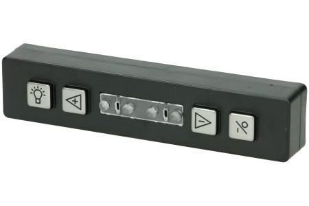 Clavier de commande LED Novy