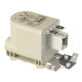 Condensateur anti-parasites 00623842. Machine à laver Bosch. Pièce détachée électroménager.