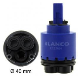 Cartouche céramique 122064 40mm haute pression. Mitigeur BLANCO. Pièce détachée électroménager.