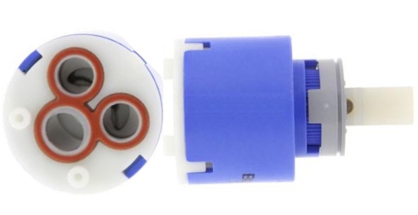 Cartouche 35mm BP bleu Blanco