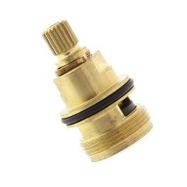 Soupape laiton 117391 haute pression. Robinet Blanco. Pièce détachée robinetterie.
