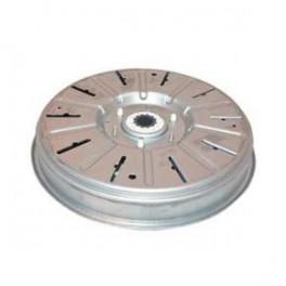 Rotor assemblé 4413ER1001D. Machine à laver LG. Pièce détachée électroménager.