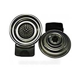 Support dosette noir 1 tasse 422225944210. Cafetière Philips Senseo. Pièce détachée électroménager.