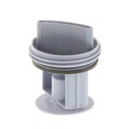 Filtre de vidange 00605010. Machine à laver Bosch Siemens. Pièces détachées électroménager.