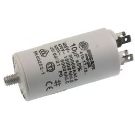 Condensateur de démarrage 10uF 416171364. climatiseur Delonghi. Pièce détachée électroménagerC