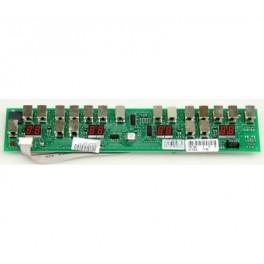 Carte clavier 72X8265. cuisinière et plaque de cuisson Sauter Brandt. Pièce détachée électroménager.