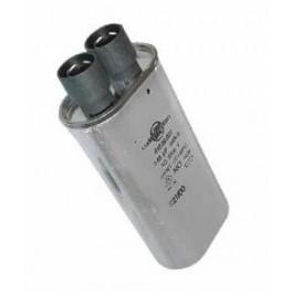 Condensateur Haute tension 1uf 0CZZW1H004B. Four micro-ondes LG. Pièce détachée électroménager.