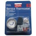 Pièces détachées pour Thermostat universel Danfoss No 8 - 077B7008