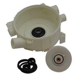 Carter de pompe + turbine + joints Miele