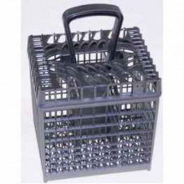 Panier à couverts gris 41900467. Lave-vaisselle Candy Rosières. Pièce détachée électroménager.