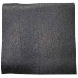 0097 tapis antivibration en caoutchouc 60x60x0-6cm Nedco