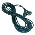 Câble électrique 10m Vorwerk Kobold vk135-vk136  D252060 pour Aspirateur