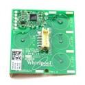 C00379904 platine de commande montage Whirlpool/indesit 481010777690 pour Four encastrable