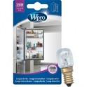 C00496774 ampoule réfrigérateur à led e14-t25-1w Whirlpool/indesit 484000008964 pour Réfrigérateur