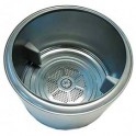 C00383262 tambour 4mm rivet Whirlpool/indesit 482000092715 pour Sèche-linge