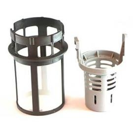 C00386682 micro-filtre  dark ikea grey Whirlpool/indesit