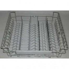 Panier supérieur + roulettes 1756600010 pour Lave-vaisselle Beko. Pièce détachée électroménager
