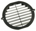 Grille-d150mm-noir Electrolux / aeg