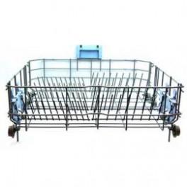 Panier inférieur 1758970821 pour Lave-vaisselle Beko. Pièce détachée électroménager