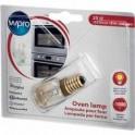 C00096711 lampe 220-240v/25w (e14) Whirlpool/indesit 482000028157 pour Réfrigérateur