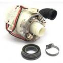 C00326287 pompe de lavage avec résistance Whirlpool/indesit 481010704376 pour Lave-vaisselle
