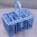 C00258627 panier porte-couverts azur Whirlpool/indesit 482000023052 pour Lave-vaisselle
