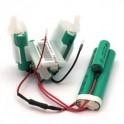 14-4v-1300mah batterie d'aspirateur nimh Electrolux / aeg 2199035029 pour Aspirateur
