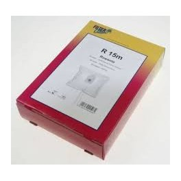R15m sacs aspi x4 + 1 microfiltre Filterclean