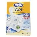 6757026 y101 sac aspirateur 4+1 filter Melitta Y101 pour Aspirateur