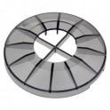 Couvercle filtre noir Rowenta RS-RH5280