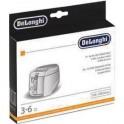 Kit 3 filtres charbon Delonghi 5512510041 pour Friteuse