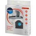 Filtre charbon C00380051 Whirlpool Wpro 484000008581 pour Hotte aspirante