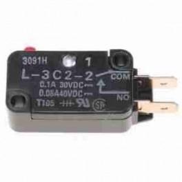 Interrupteur - Pièce détachée pour Four Micro-ondes
