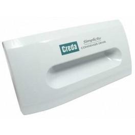 Poignée de tiroir-bac - Pièce détachée pour Sèche-linge